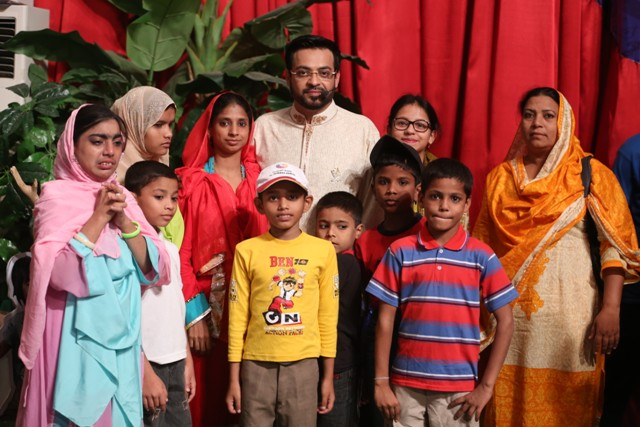 Ramzan Shareef Transmission 2015