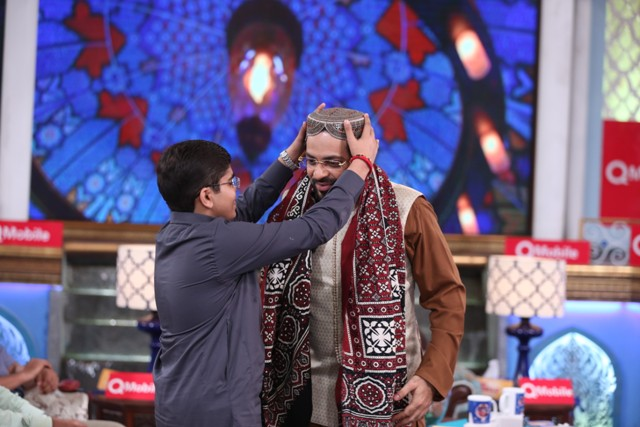 Ramzan Shareef Transmission 2015